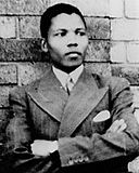 """""""I was not a messiah, but an ordinary man who had become a leader because of extraordinary circumstances."""" ― Nelson Mandela"""