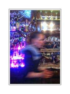 bartender blur-white border