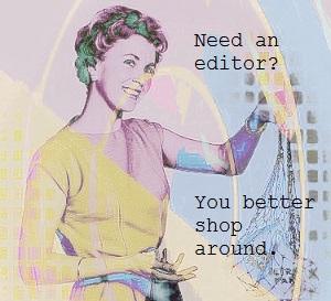 Need an editor. randomstoryteller.com