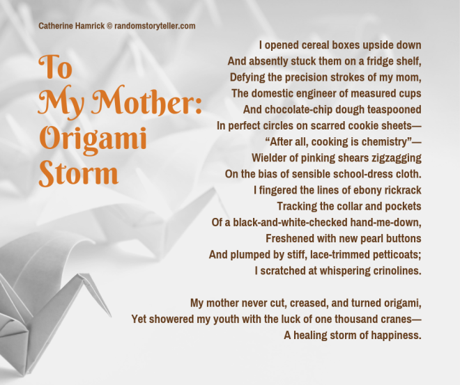 origami-storm-poem-excerpt-by-chamrickwriter-randomstoryteller.com-with-image-of-origami-cranes-940x788-px
